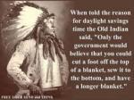 indian about daylight savings