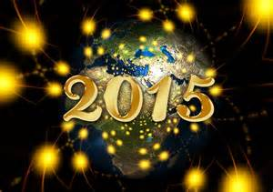 2015 with heart and gold