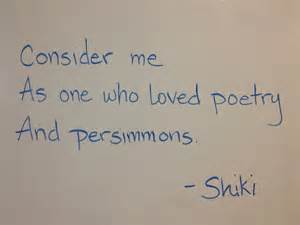 Haiku not traditional