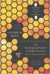 Laurie King's Beekeeper's book cover