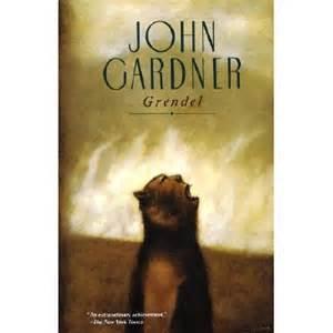 John Gardner book cover Grendel